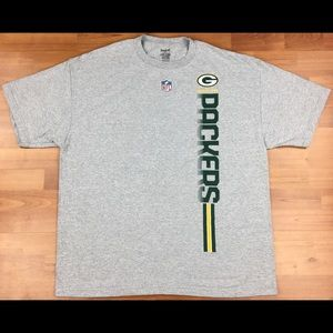 Reebok NFL Green Bay Packers Graphic Men's T-Shirt